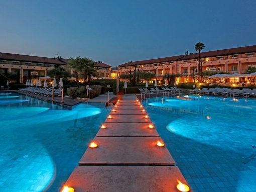Hotel Caesius Terme & Spa Resort – Bardolino (2015)
