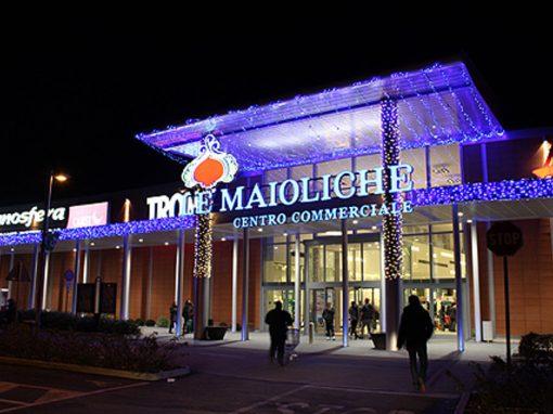 Centro Commerciale Le Maioliche – Faenza (2016)