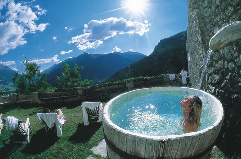 Bagni Di Bormio Spa Resort: Hotel Bagni Vecchi