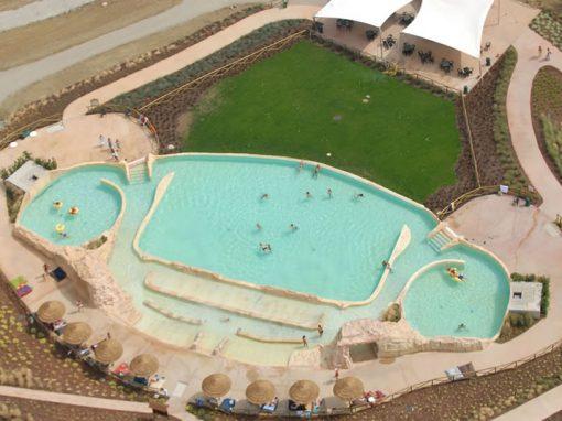 Villaggio Della Salute: Aquapark, Valle dei Laghi, Terme dell'Agriturismo – Monterenzio (2004)