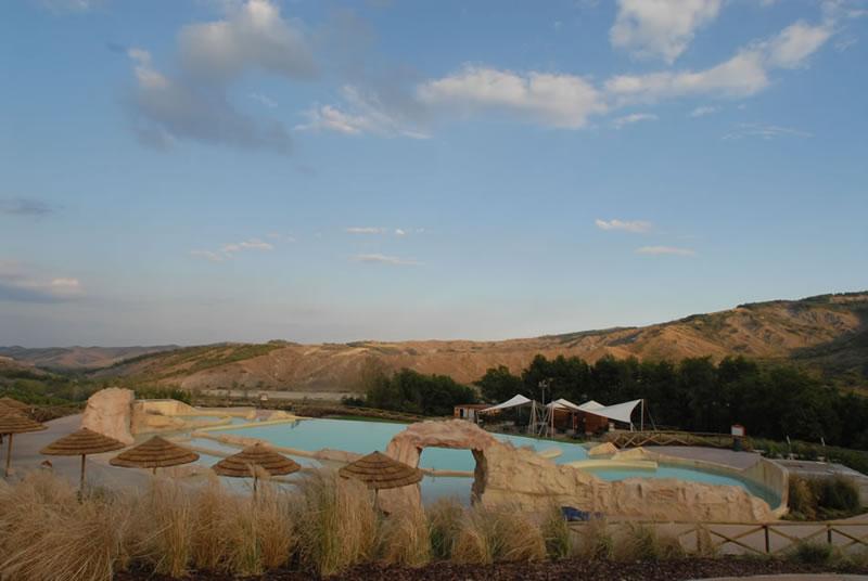 Villaggio Della Salute: Aquapark, Valle dei Laghi, Terme dell'Agriturismo