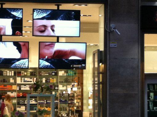 Profumerie Desiree – 6 punti vendita – Milano (2011-2013)