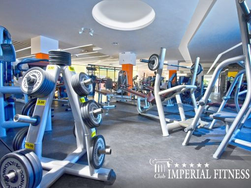 Imperial Fitness – Arzano (2013)