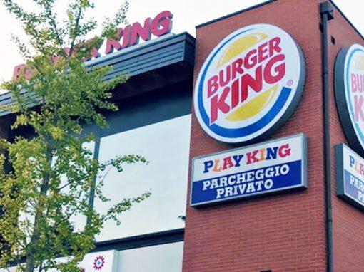Burger King – Castelmaggiore (2017)