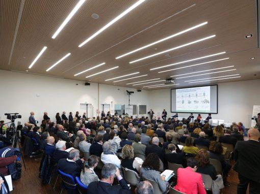 Granarolo Auditorium – Bologna (2016)