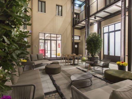 Hotel Savona 18 Suites – Milano (2017)