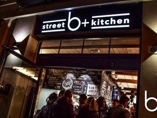 B+ Street Kitchen – Casalecchio di Reno (2016)
