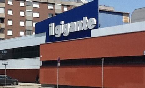 Centro Commerciale il Gigante – Bologna (2015)