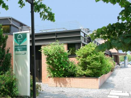 Poliambulatorio Medica – San Giovanni in Persiceto (2004)