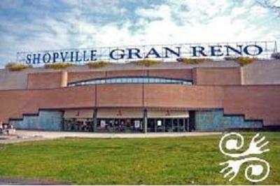 Shopville Gran Reno – Casalecchio di Reno (dal 2010)