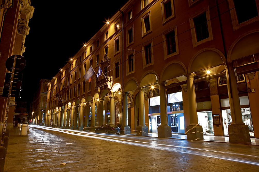 Lusso nel cuore di Bologna