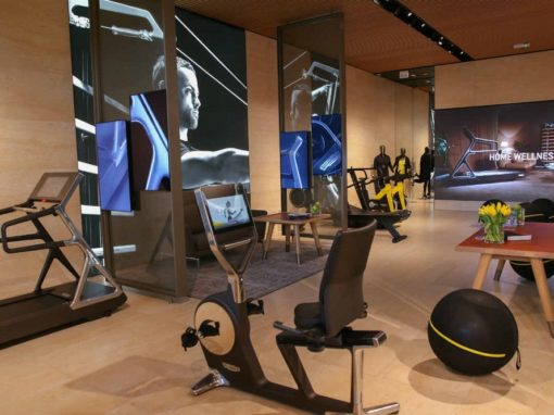 Technogym – Doha (2018)