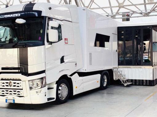 Feel Racing @ Hospitality Truck Ducati (2020)