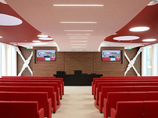 Alma Mater Studiorum – Università di Bologna – Aula Magna Policlinico Sant'Orsola – Bologna (2021)